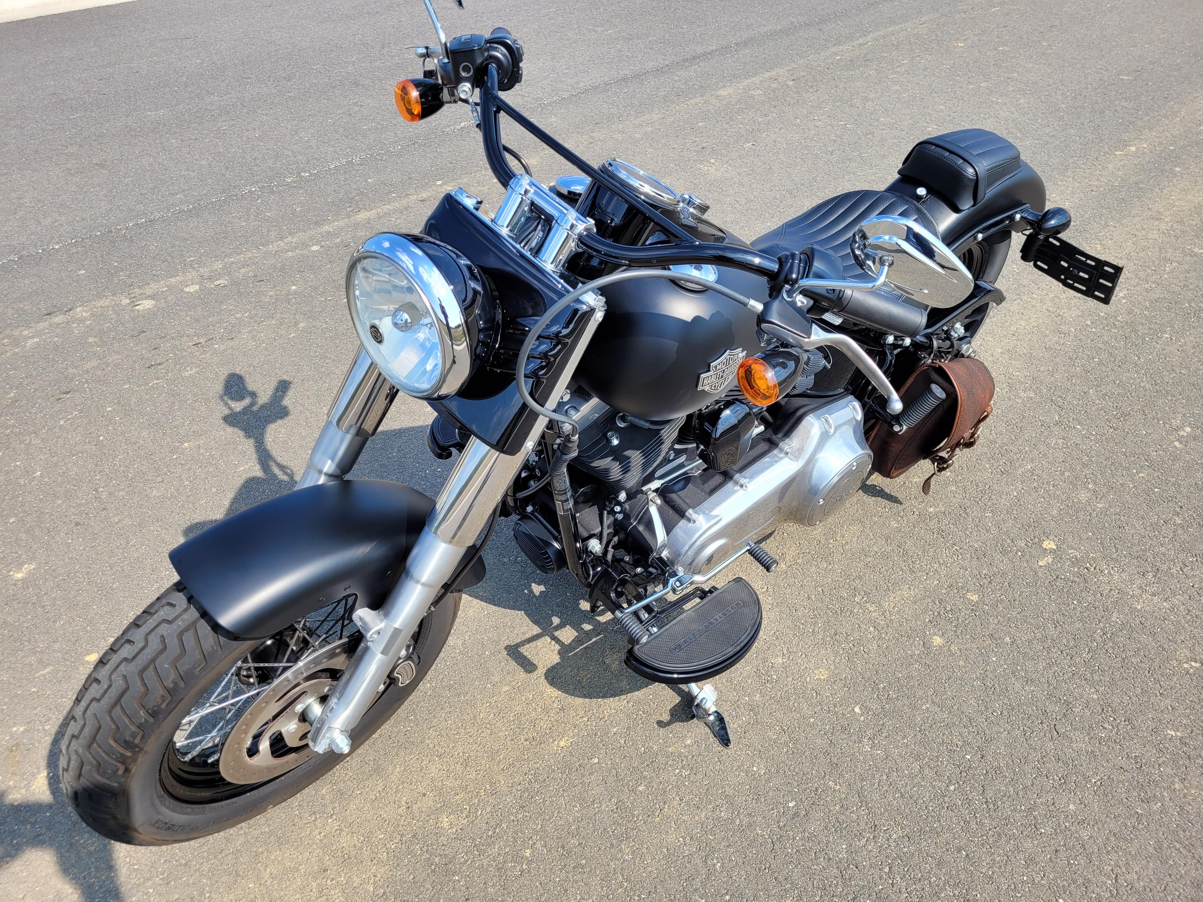 2016 Harley-Davidson Softail Slim at Richmond Harley-Davidson