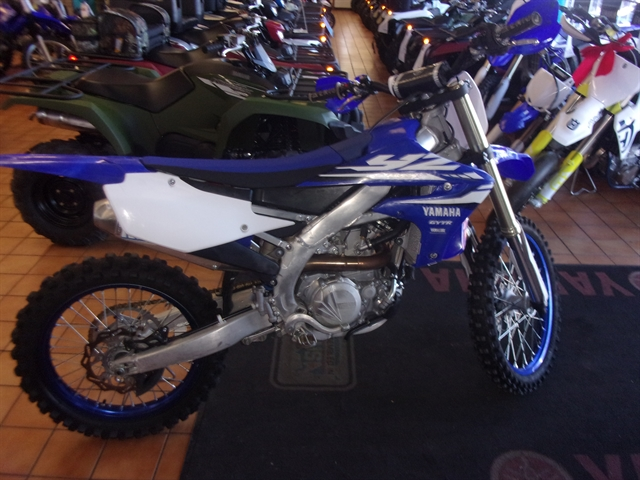 2018 Yamaha YZ 450F at Bobby J's Yamaha, Albuquerque, NM 87110