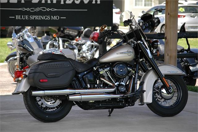 2018 Harley-Davidson Softail Heritage Classic at Outlaw Harley-Davidson