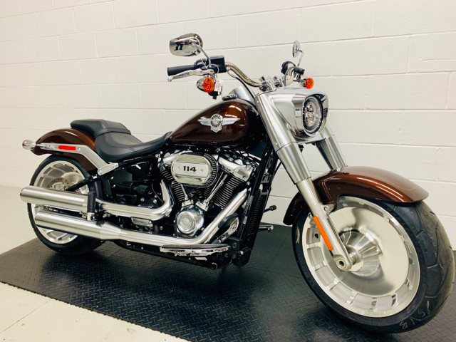 2019 Harley-Davidson Softail Fat Boy 114 at Destination Harley-Davidson®, Silverdale, WA 98383
