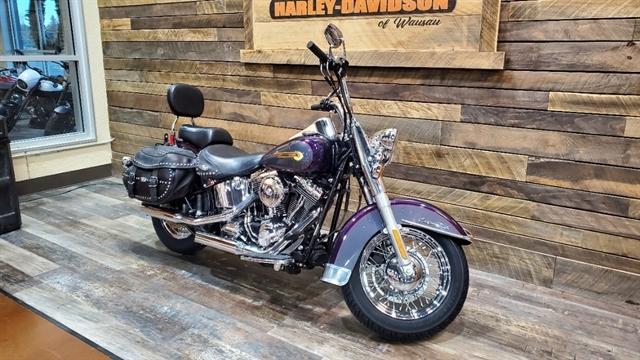 2004 Harley-Davidson Softail Heritage Softail Classic at Bull Falls Harley-Davidson