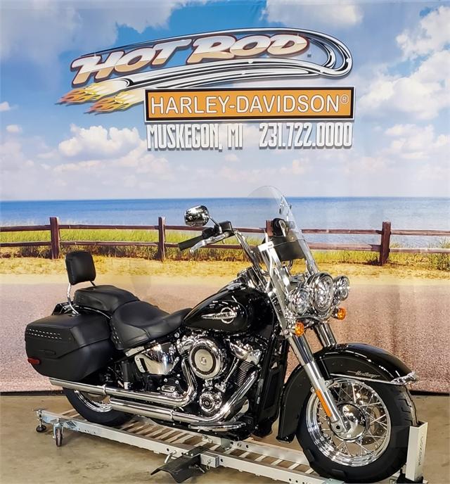 2020 Harley-Davidson Softail Heritage Classic at Hot Rod Harley-Davidson