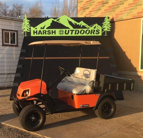 2018 Cushman Hauler 800X Hauler 800X Electric at Harsh Outdoors, Eaton, CO 80615
