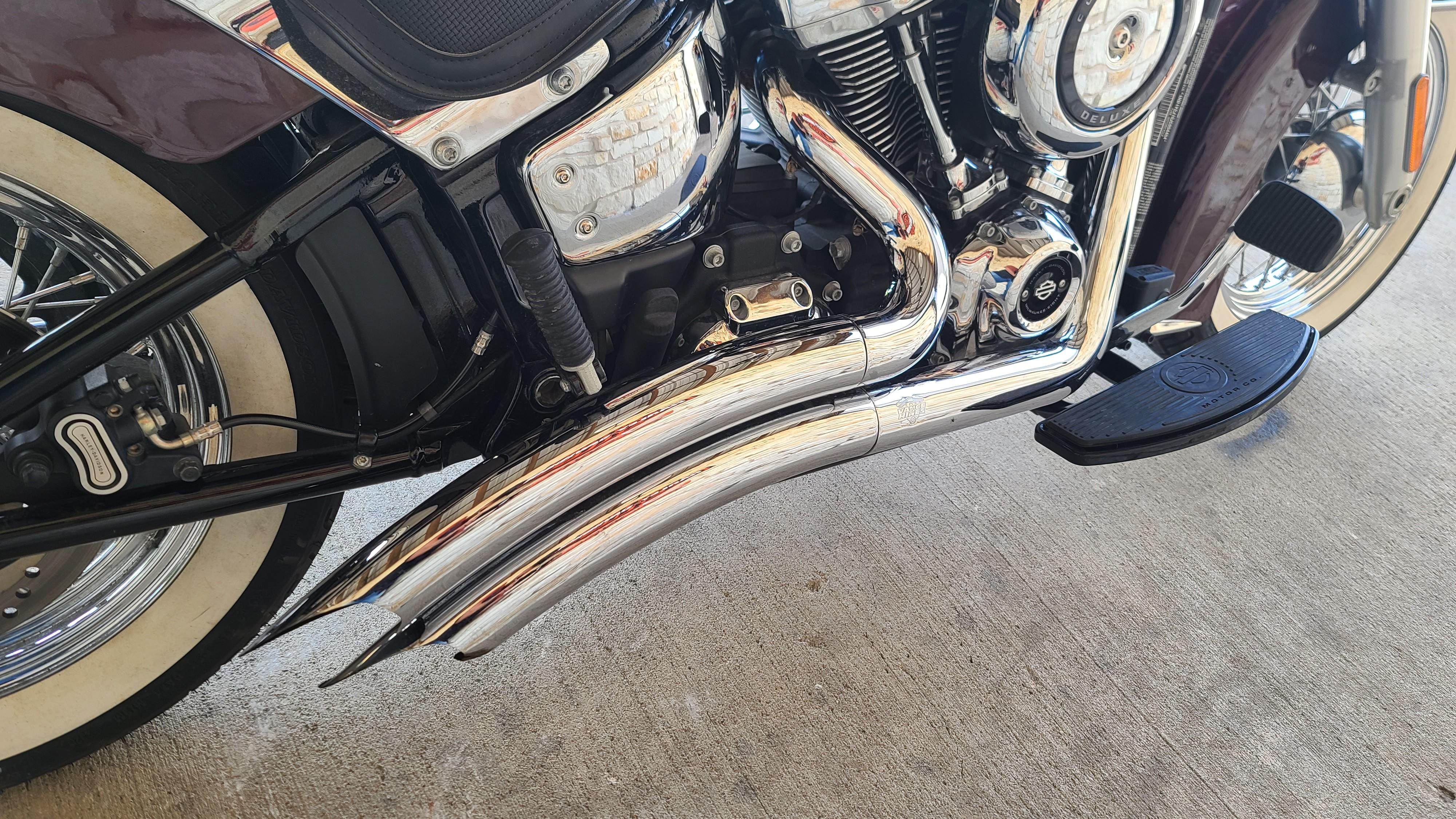 2018 Harley-Davidson Softail Deluxe at Harley-Davidson of Waco