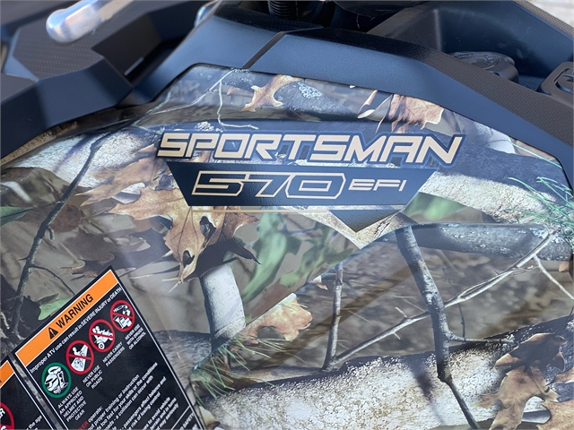 2021 Polaris Sportsman 570 Hunt Edition at Columbia Powersports Supercenter