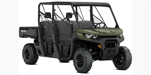2021 Can-Am Defender MAX DPS HD8 at ATV Zone, LLC