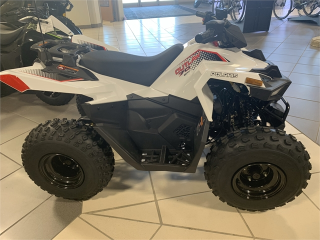 2022 Polaris Outlaw 70 EFI at Star City Motor Sports
