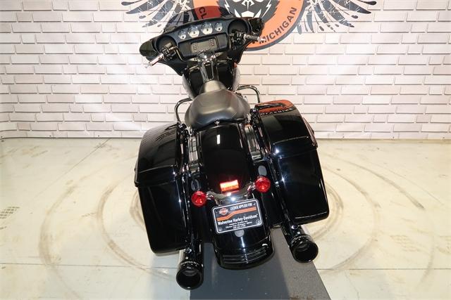 2016 Harley-Davidson Street Glide Base at Wolverine Harley-Davidson