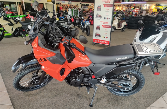 2022 Kawasaki KLR 650 ABS at Dale's Fun Center, Victoria, TX 77904