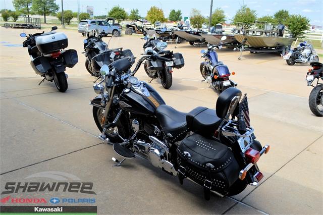 2010 Harley-Davidson Softail Heritage Softail Classic at Shawnee Honda Polaris Kawasaki