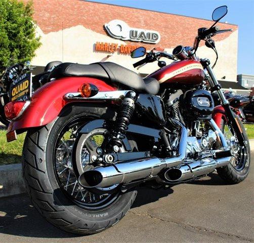 2019 Harley-Davidson Sportster 1200 Custom at Quaid Harley-Davidson, Loma Linda, CA 92354