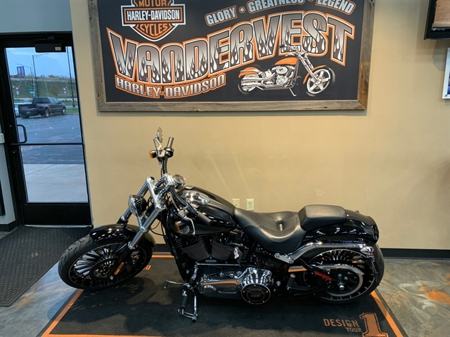 2017 Harley-Davidson Softail Breakout at Vandervest Harley-Davidson, Green Bay, WI 54303
