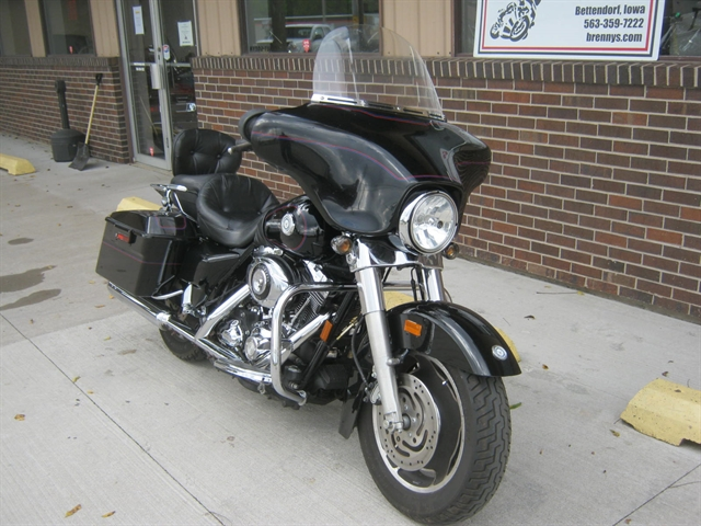 2007 Harley-Davidson Street Glide FLHX Navy Patriot Special Edition at Brenny's Motorcycle Clinic, Bettendorf, IA 52722