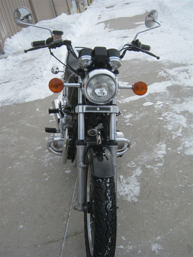 1981 Suzuki GS550T at Brenny's Motorcycle Clinic, Bettendorf, IA 52722