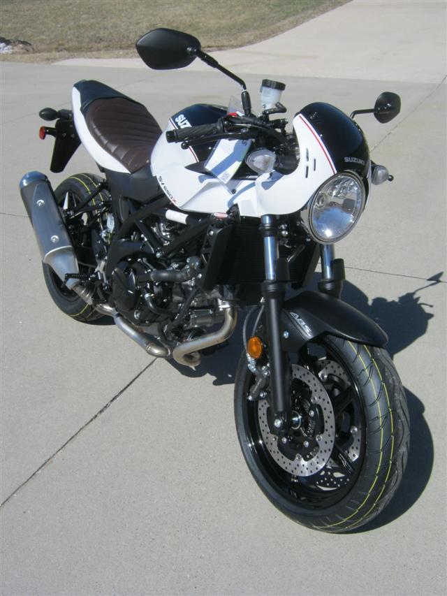 2019 Suzuki SV 650X at Brenny's Motorcycle Clinic, Bettendorf, IA 52722