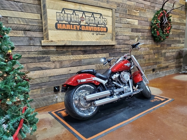 2019 Harley-Davidson Softail Fat Boy at Bull Falls Harley-Davidson