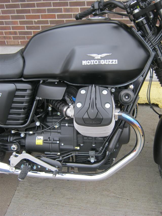 2016 Moto Guzzi V7 II Stone ABS at Brenny's Motorcycle Clinic, Bettendorf, IA 52722