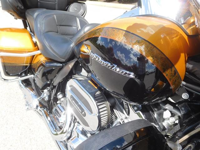 2015 Harley-Davidson Electra Glide CVO Limited at Bumpus H-D of Murfreesboro