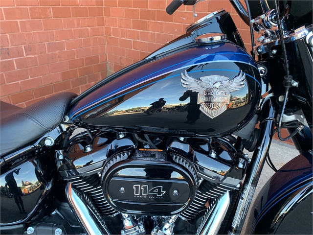 2018 Harley-Davidson Softail Heritage Classic 114 at Arsenal Harley-Davidson