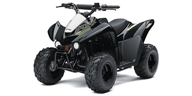 2022 Kawasaki KFX 50 at R/T Powersports