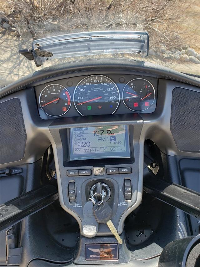 2006 Honda Gold Wing Audio / Comfort at Interstate Honda