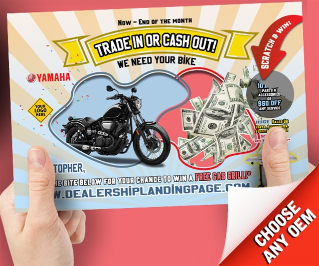 Trade In and Cash Out Powersports at PSM Marketing - Peachtree City, GA 30269