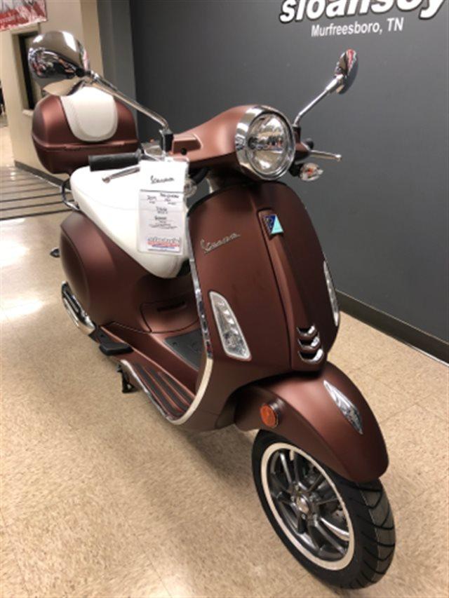 2019 Vespa PRIMAVERA 150 4T4V at Sloan's Motorcycle, Murfreesboro, TN, 37129