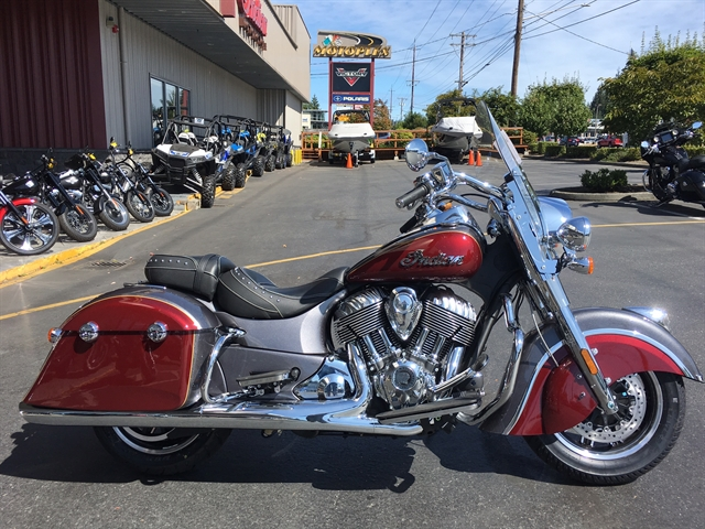 2019 Indian Springfield Base at Lynnwood Motoplex, Lynnwood, WA 98037