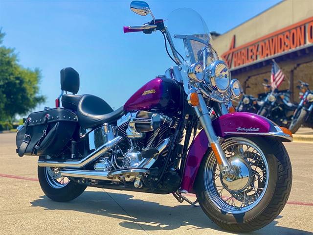 2016 Harley-Davidson Softail Heritage Softail Classic at Harley-Davidson of Waco