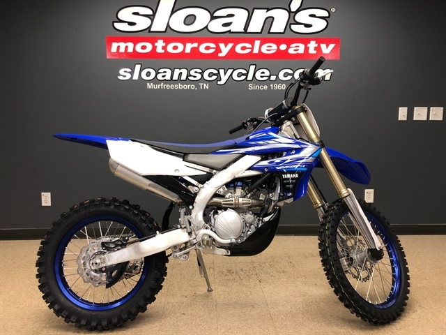 2020 Yamaha YZ 250FX at Sloans Motorcycle ATV, Murfreesboro, TN, 37129
