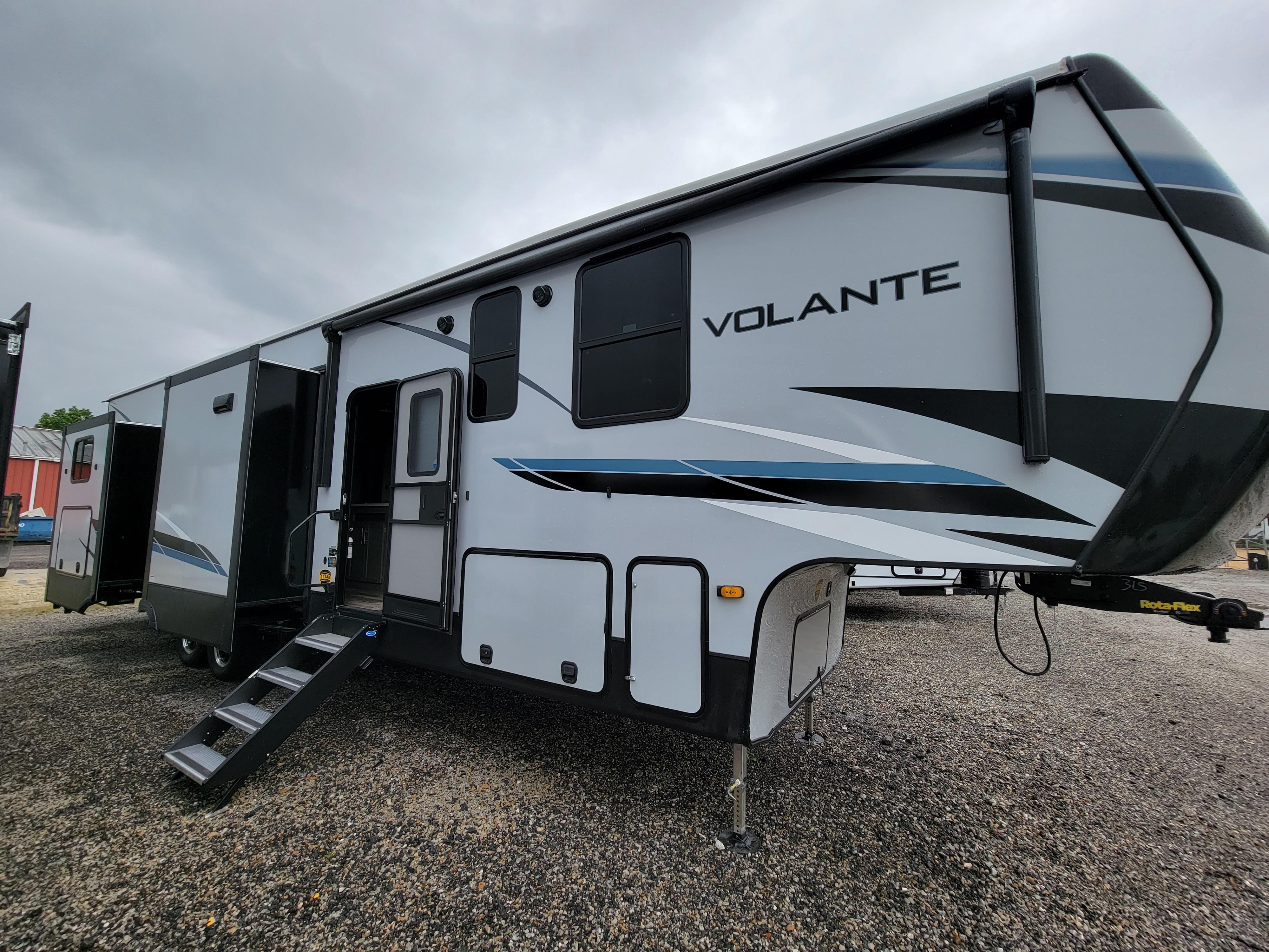 2021 CrossRoads Volante 5th Wheel VL3601LF High Profile at Lee's Country RV