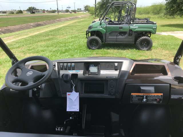 2019 Kawasaki Mule PRO-FXT Ranch Edition at Dale's Fun Center, Victoria, TX 77904