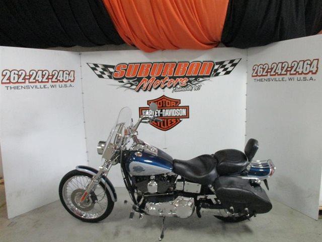 2000 HD FXDWG at Suburban Motors Harley-Davidson