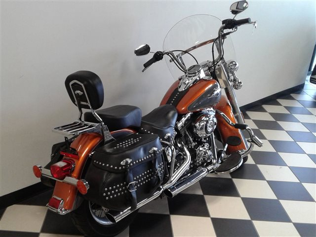 2015 Harley-Davidson Softail Heritage Softail Classic at Deluxe Harley Davidson
