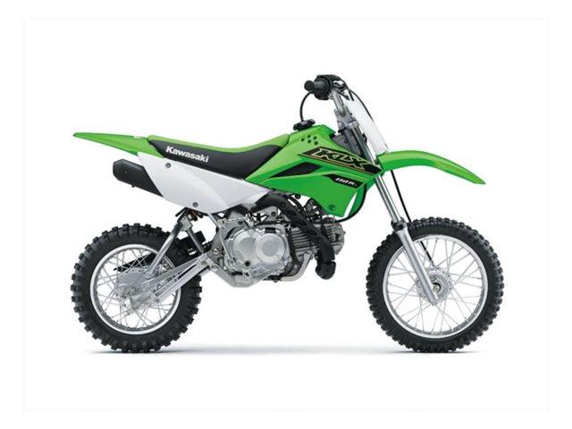 2021 Kawasaki KLX110R L at Friendly Powersports Slidell