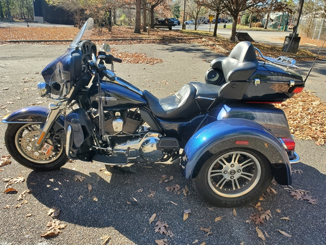 2014 Harley-Davidson Trike Tri Glide Ultra at Hampton Roads Harley-Davidson