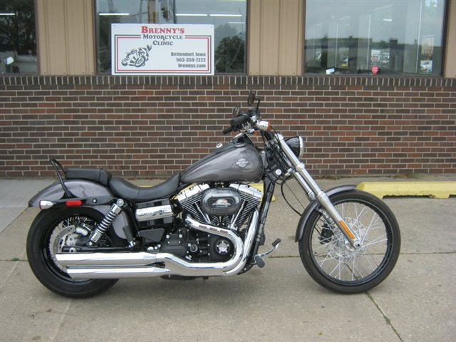 2016 Harley-Davidson FXDWG - Dyna Wide Glide at Brenny's Motorcycle Clinic, Bettendorf, IA 52722
