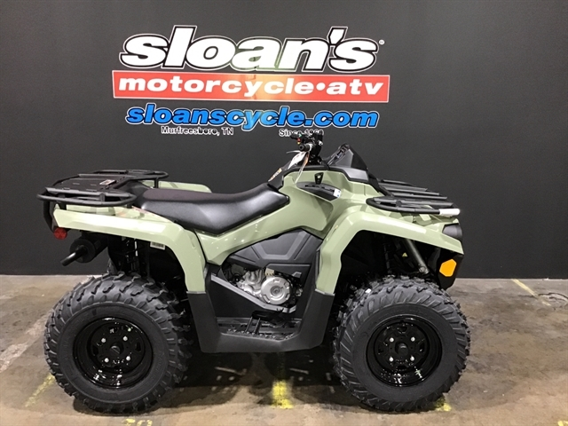 2020 Can-Am Outlander DPS 450 at Sloans Motorcycle ATV, Murfreesboro, TN, 37129