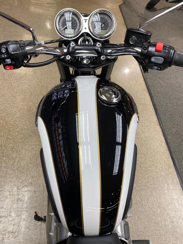 2016 Triumph Bonneville T120 Base at Sloans Motorcycle ATV, Murfreesboro, TN, 37129