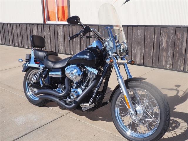 2013 Harley-Davidson Dyna Super Glide Custom at Loess Hills Harley-Davidson