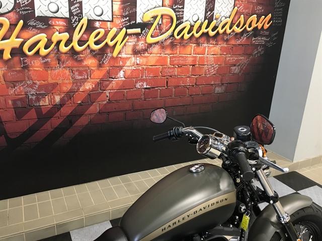 2018 Harley-Davidson Sportster 1200 Custom at Worth Harley-Davidson