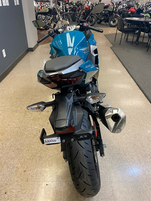 2021 Kawasaki Ninja 400 Base at Sloans Motorcycle ATV, Murfreesboro, TN, 37129