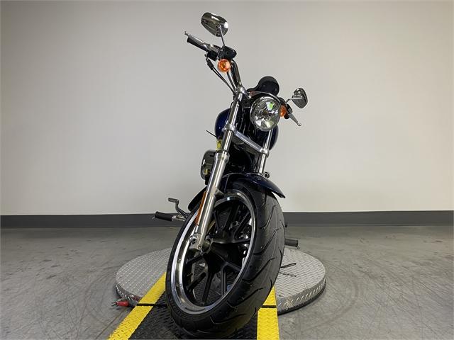 2013 Harley-Davidson Sportster SuperLow at Worth Harley-Davidson
