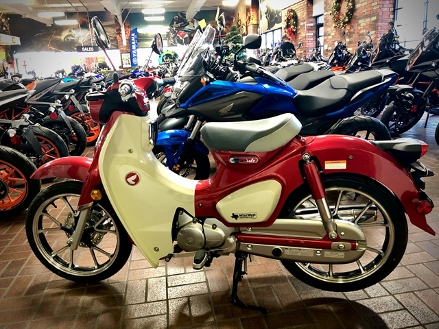 2021 Honda Super Cub C125 ABS at Wild West Motoplex