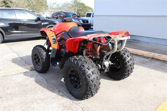 2018 Can-Am Renegade 570 at Friendly Powersports Baton Rouge