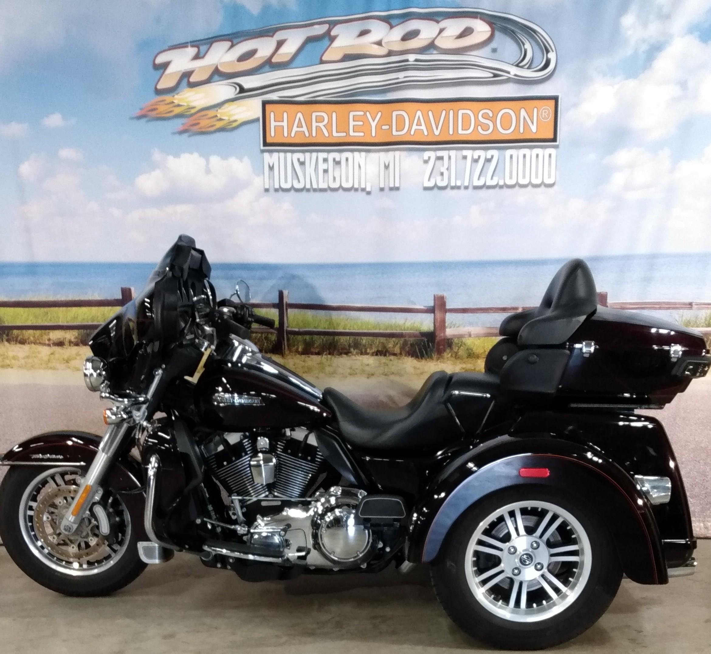 2014 Harley-Davidson Trike Tri Glide Ultra at Hot Rod Harley-Davidson