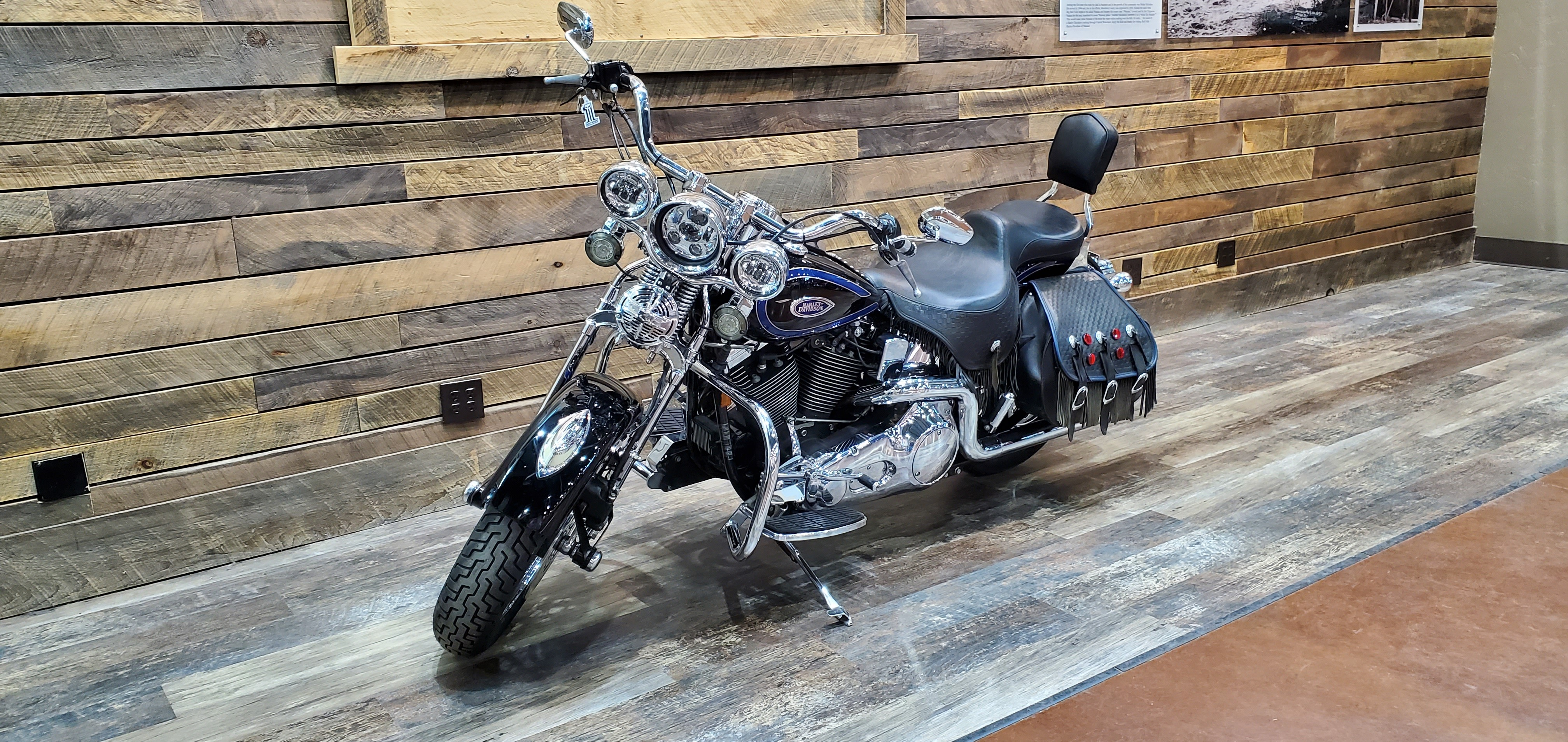 1997 Harley-Davidson FLSTS at Bull Falls Harley-Davidson
