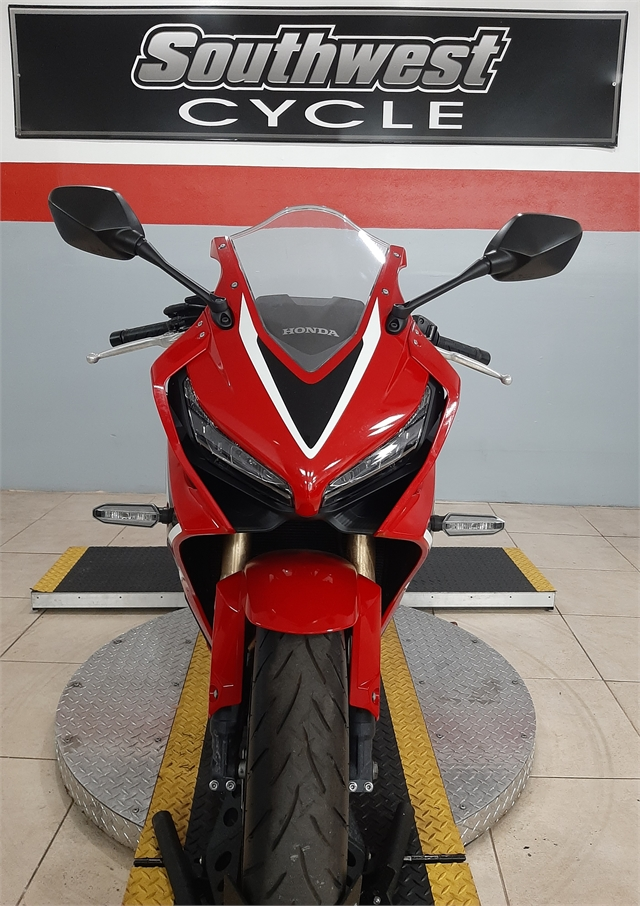 2019 Honda CBR650R Base at Southwest Cycle, Cape Coral, FL 33909