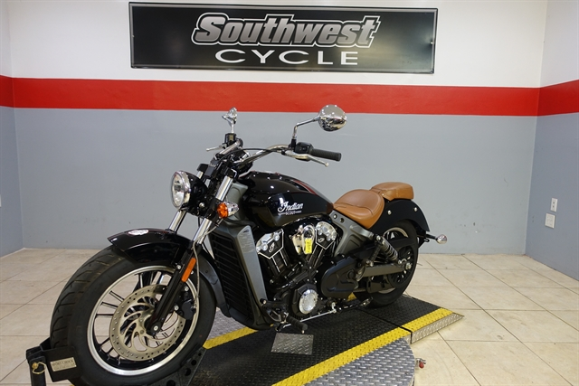 2018 Indian Scout Base at Southwest Cycle, Cape Coral, FL 33909