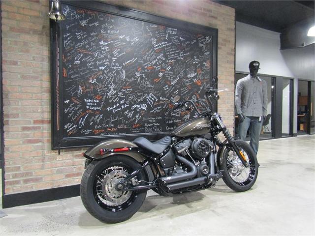 2020 Harley-Davidson Softail Street Bob at Cox's Double Eagle Harley-Davidson